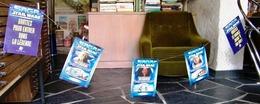 FDJ FRANÇAISE DES JEUX PUBLICITÉ BANDEROLE SAGA STAR WARS NEUVE 5 MOBILES 17X24cm GRATTAGE JEUX - MON SITE Serbon - Publicités