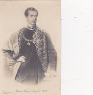 CPA-PHOTO Carte-Photo Kaïser Franz Josef I AUTRICHE Austria - Personnages