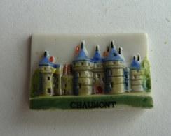 1 FEVE PRIME 1994 CHATEAU DE CHAUMOT - Les CHATEAUX DE LA LOIRE - Strips