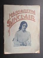 VP (M1810) MARGARETHA SINCLAIR (8 Vues) Pater Ladislas KERKHOVE 1931 - Livres, BD, Revues