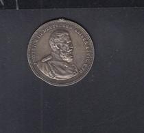 Medaille Friedrich III Öse Fehlt - Adel