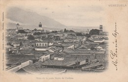 Cpa VISTA DE LA PARTE NORTE DE CARACAS VENEZUELA 1904 - Venezuela