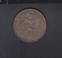 UK 1 Penny 1936 - 1902-1971: Postviktorianische Münzen