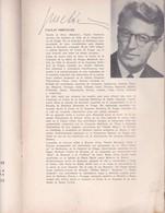 EL CASTILLO DE BARBA AZUL Y EL MANDARIN MARAVILLOSO, BELA BARTOK-AUTOGRAPHS VACLAV SMETACEK, OSCAR ARAIZ,N FONTELA-BLEUP - Autographes