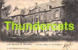 CPA LES ENVIRONS DE BRUXELLES ANCIENNE ABBAYE DU GRAND BIGARD NELS SERIE 11 NO 174 - Dilbeek