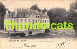 CPA LES ENVIRONS DE LOUVAIN LE CHATEAU DE NEERYSCHE NELS SERIE 36 NO 71 - Huldenberg