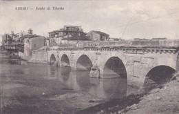 CARTOLINA - POSTCARD - RIMINI - PONTE DI TIBERIO - Rimini
