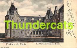 CPA ENVIRONS DE THUIN LE CHATEAU D'HAM SUR HEURE SERIE 10 NO 55 - Thuin