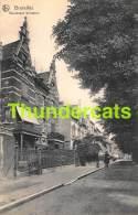 CPA BRUXELLES BOULEVARD MILITAIRE - Avenues, Boulevards