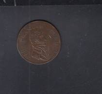 UK Token Sir Francis Burdett - Elongated Coins