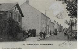 77  LA CHAPELLE La REINE  Avenue De La Gare - La Chapelle La Reine