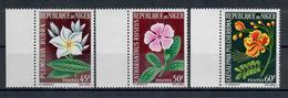 NIGER 1965 - FIORI -  SERIE COMPLETA - MNH ** - Niger (1960-...)