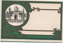 Etiquette Ancienne Chromo Anglais/Produit D'hygiène/Palais Oriental /non Personnalisée/Vers 1890-1910  PARF140 - Chromos
