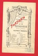 1 Partition Musicale Ancienne ... Alfred ROSSEL LE VU CHID'BOURG Chansonnette Normande Patois Normand - Noten & Partituren