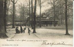 BRUXELLES-LAITERIE AU BOIS DE LA CAMBRE-Ixelles - Cafés, Hôtels, Restaurants