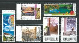 Hong Kong 2003 UNESCO World Heritage Sites In China. MNH - 1997-... Chinese Admnistrative Region