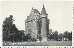 Bruxelles - Brussel - Porte De Hal - Hallepoort - Ern. Thill Bromurite N° 7 - Nels - Monuments, édifices