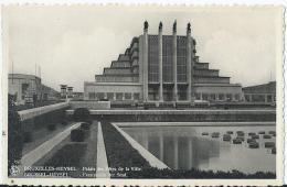 Bruxelles-Heysel - Brussel-Heysel - Palais Des Fêtes De La Ville - Feestpaleis Der Stad - Thill Bromurite N° 24 - Nels - Monuments, édifices