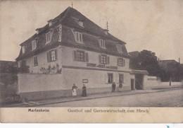 Marlenheim Gasthof Und Gartenwirtschaft Zum Hirsch - France