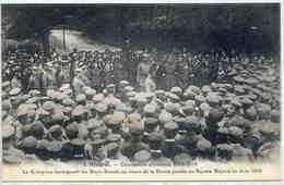 08 Mézières * Occupation Allemande De 1914-18 * Le Kronprinz Haranguant Les Bous-scouts ... Belle Cpa - Scoutisme