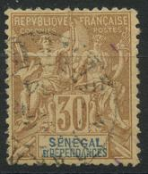 Sénégal (1892) N 16 (o) - Senegal (1887-1944)