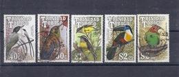 180030109   TRINIDAD Y TOBAGO  YVERT  Nº  653/8 - Trinidad & Tobago (1962-...)