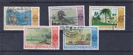 180030111   TRINIDAD Y TOBAGO  YVERT  Nº  349/53 - Trinidad & Tobago (1962-...)