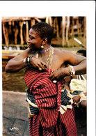 """République Populaire Du BENIN """"VODOUNSI"""" Belle CPSM 15X10,5 Animée Bon état Voir Scans - Benin"""