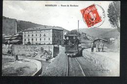 30, Besseges, Route De Bordezac - Bessèges