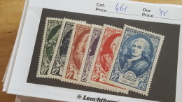 LOT 401868 TIMBRE DE FRANCE NEUF* - Unused Stamps