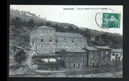 30, Besseges, Nouvel Hopital De La Cie Houillere - Bessèges