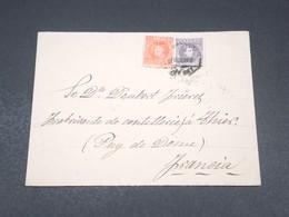 ESPAGNE - Enveloppe Pour La France En 1903 - L 19066 - 1889-1931 Royaume: Alphonse XIII