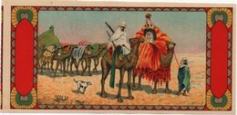 Etiquette Ancienne Chromo Anglais/Produit D'hygiène/Reine De Sabat/non Personnalisée/Vers 1890-1910        PARF154 - Chromos