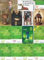 Cartes Diverses Toutes Sur Le Scan , Seigneur Des Anneaux , Tour De France 2001, Basket, Kravitz - Télécartes