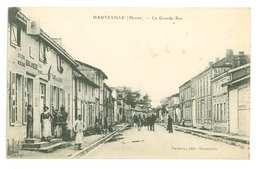 51 -- HAUTEVILLE - La Grande Rue (Epicerie, Café, Boulangerie....) - Other Municipalities