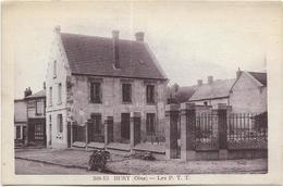 60 - BURY (Oise) - Les P. T. T. - CPA Ayant Circulé. - Correos & Carteros