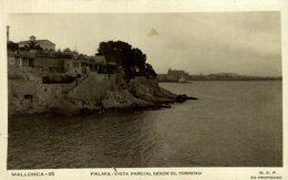 MALLORCA-95 PALMA-VISTA PARCIAL DESDE EL TERRENO - Mallorca