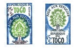 Ref. 263123 * MNH * - TOGO. 1960. REFUGEES . REFUGIADOS - Togo (1914-1960)