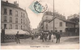 92  NANTERRE  La Gare - Nanterre