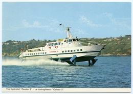 "CHANNEL ISLANDS : HYDROFOIL - ""CONDOR 3"" - Ships"
