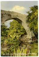 KILDRUMMY CASTLE HOTEL : THE WATER GARDENS, ABERDEENSHIRE FISHING, RIVER DON - Aberdeenshire