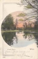 WIEN - Prater-Idylle, Gel.um 1900 - Prater