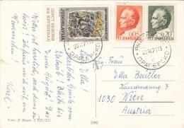 PRAGERSKO 1971 - 3 Fach MIF Auf Ak - 1945-1992 Sozialistische Föderative Republik Jugoslawien