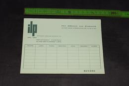 Buvard Horaire De Cour Imprimerie Liègeoise Poncelet 17 Cm X 12,5 Cm - Stationeries (flat Articles)