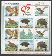 DPR KOREA - MNH - Animals - Birds - Eagles - Birds Of Prey - Other