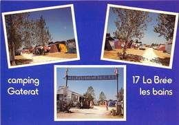 17-LA BREE-LES-BAINS- CAMPING GATERAT- MULTIVUES - France