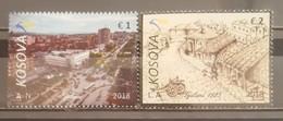 Kosovo, 2018, Cities Of Kosovo - Gjilan (MNH) - Kosovo