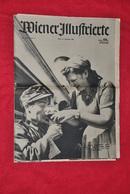 WIENER ILLUSTRIERTE NR. 38 1943 - German