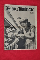 WIENER ILLUSTRIERTE NR. 38 1943 - Revues & Journaux
