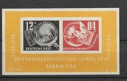 1950  MH DDR - [6] République Démocratique